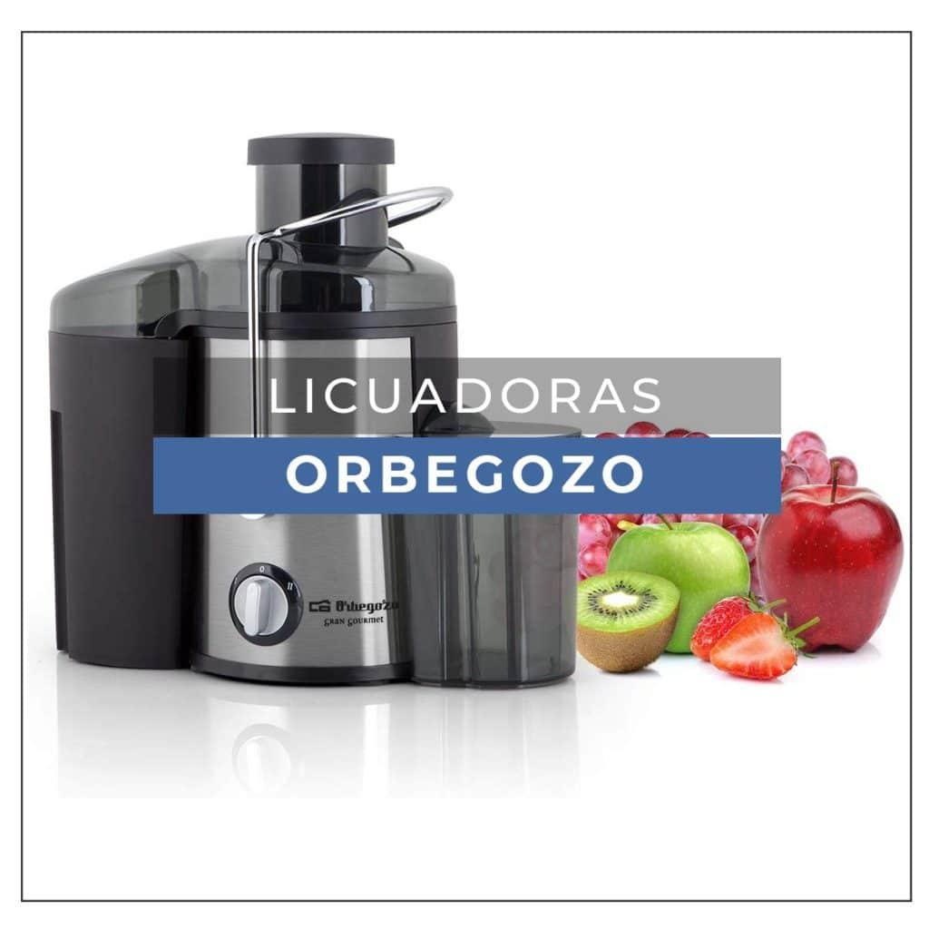Licuadora Orbegozo