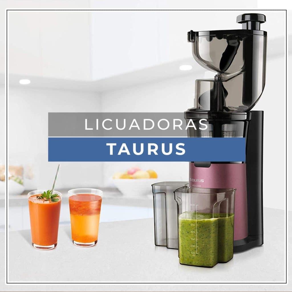 Licuadoras Taurus