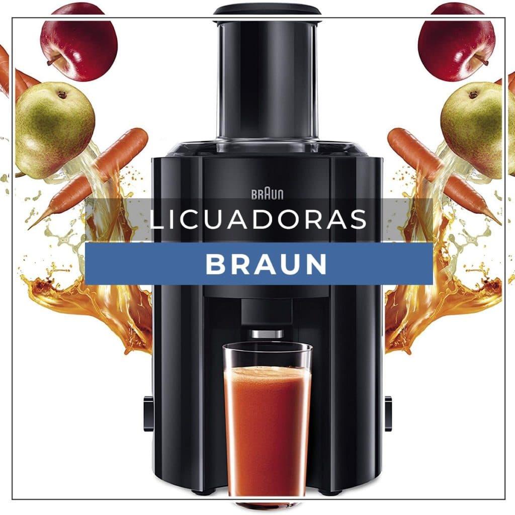Licuadora Braun